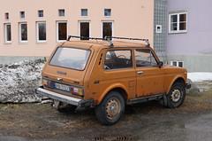 1979 Lada Niva (Stig Baumeyer) Tags: 1979ladaniva lada niva 1979lada ladaniva vaz zhiguli togliatti suv 4x4