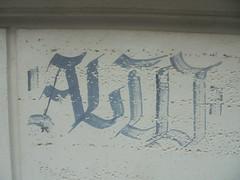 245 (en-ri) Tags: aldo nero tag calligrafia torino wall muro graffiti writing