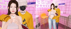 Post ♥223♥ 뿜뿜 (LittleCloset Blog) Tags: kawaii couple kpop 3d style secondlife second stylist selfie korea