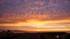 Ouwerkerk (Omroep Zeeland) Tags: zonsopkomst ouwerkerk