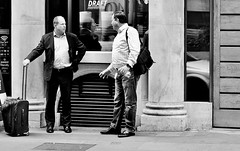 Draft Agreement (jaykay72.) Tags: london uk street candid streetphotography cornhill stphotographia blackandwhite bw