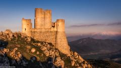 La rocca (SDB79) Tags: castello rocca calascio abruzzo medioevo antico panorama