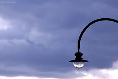 Street lamps. . . (wandering clouds) Tags: lamp streetlamp sky clouds melbourne nature reflection free wanderingclouds pakistan
