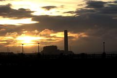 Longannet Power Station (themadbirdlady) Tags: longannet kincardinebridge clackmannanshirebridge dawn sunrise