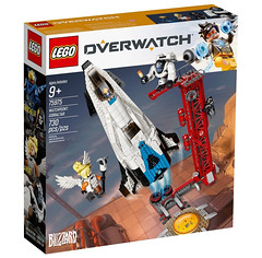 LEGO Overwatch 75975 - Watchpoint: Gibraltar (THE BRICK TIME Team) Tags: lego brick 2019 overwatch