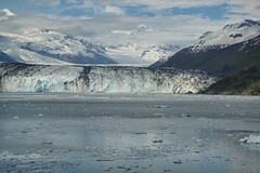 Glacier Bay, Alaska (crafty1tutu (Ann)) Tags: travel holiday 2018 canadaandalaska alaska glacier water ice bay mountain mountains mountainrange mountainside clouds snow crafty1tutu canon5dmkiii canon24105lserieslens anncameron sky naturethroughthelens abigfave
