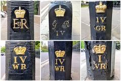 Regents Park Monarchs (R~P~M) Tags: iron castiron cypher monogram royal king queen lamp lamppost regentspark london england uk unitedkingdom greatbritain