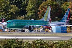 7100 1A313 64993 LN-BKD 737-8 Norwegian (737 MAX Production) Tags: b737 boeing737max boeing boeing737 boeing7378 boeing7378max 71001a31364993lnbkd7378norwegian