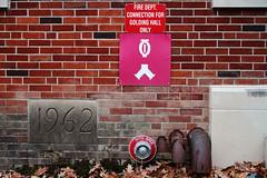 (rafalweb (moved)) Tags: red mundane signs bricks texture canon eos 7d efs 1755 f28