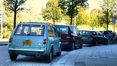 Nissan Pao 1.0l Automatic (Skylark92) Tags: nederland netherlands holland noordholland northholland amsterdam west nissan pao 10l automatic hz150s 1989