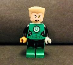 Kreon moc (mattyjory) Tags: custom lantern greenlantern green kreon moc lego