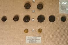 Ancient Roman Coins, 2nd to 5th centuries AD, National Museum of Sri Lanka (omnia2070) Tags: sri lanka colombo national museum ancient roman rome coin coins
