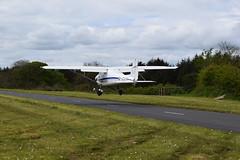 G-CIIN (NathaTaggart C42) Tags: c42 gciin cmore landing rotax912