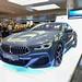 Der brandneue BMW Baureihe 8