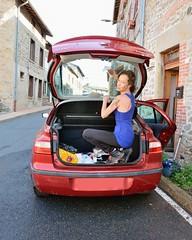 Aurélie, 19 septembre 2018 (Cletus Awreetus) Tags: aurélie laguna renault lavage voiture