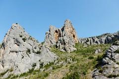 Calcena - Barranco de La Ojosa. (Eduardo OrtÍn) Tags: escalada barranco peñas roca monte zaragoza aragón calcena