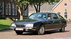 Citroën CX Prestige 1978 (XBXG) Tags: oabb682 citroën cx prestige 1978 citroëncx la fête des limousines 2018 fort isabella reutsedijk vught nederland holland netherlands paysbas emw elk merk waardig youngtimer old classic french car auto automobile voiture ancienne française vehicle outdoor