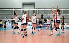 PA171281 (roel.ubels) Tags: sliedrecht sport topsport volleybal volleyball uvc holding graz cev champions league debasis