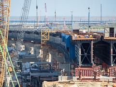 M1 20180607 17 (romananton) Tags: крымскиймост керченскиймост kerchstraitbridge crimeanbridge bridge мост стройка строительство крым construction constructing
