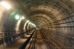 Copenhagen Metro Tunnel (Bri_J) Tags: copenhagen denmark københavn danmark city nikon d7500 copenhagenmetro tunnel københavnsmetro underground tracks