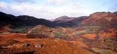1999.33-37b Fearnoch area, Colintraive, Argyll (jddorren08) Tags: scotland argyll westernscotland cowal colintraive fearnoch autumn canonftb fujisensia35mmfilm jddorren daviddorren