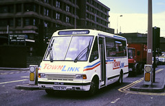 Slide 125-67 (Steve Guess) Tags: barbsley south yorkshire england gb uk bus traction mcw metrorider townlynx d526sky