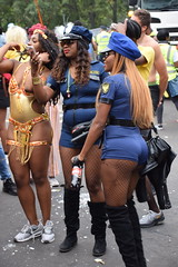 DSC_8556 Notting Hill Caribbean Carnival London Exotic Colourful Costume Girls Dancing Showgirl Performers Aug 27 2018 Stunning Police Ladies Delightful Fine Ass (photographer695) Tags: notting hill caribbean carnival london exotic colourful costume girls dancing showgirl performers aug 27 2018 stunning ladies police delightful fine ass