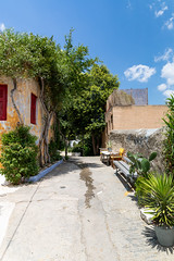 Street in Plaka, Athens