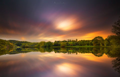Early morning Dream (oliver.herbold) Tags: lake sunrise early morning reflection colors colorful longexposure coffee breakfast motivation morningmotivation earlybird dream dreaming dreamlike fineart oliverherbold