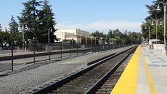 PaloAltoStation22SEP18 15 (By Air, Land and Sea) Tags: train rail railway railroad station depot suburban commuter california caltrain paloalto sanfrancisco pcs peninsulacommuteservice
