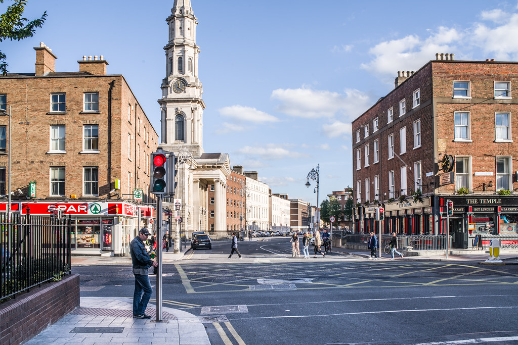 SAINT GEORGES CHURCH [HARDWICKE PLACE DUBLIN]-144975