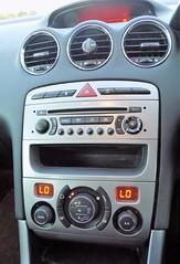 2008 PEUGEOT 308 SE 120 1598cc YR58TZX (Midlands Vehicle Photographer.) Tags: 2008 peugeot 308 se 120 1598cc yr58tzx