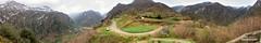 Panorama of Somiedo National Park, Asturias (Travel around Spain) Tags: asturias españa europa norte primavera verde viajes turismo