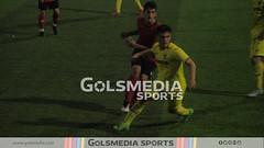 DH Juvenil. Villarreal CF 0-0 Alboraya UD (11/10/2018), Jorge Sastriques