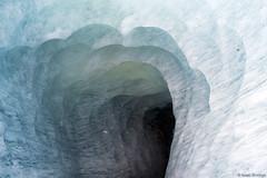 Man-Made Cave (isaac.borrego) Tags: france chamonix alps frenchalps europe