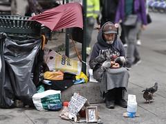 SENZATETTO (ADRIANO ART FOR PASSION) Tags: norvegia norway norge nikon nikond90 senzatetto clochard piccioni 18200 50mm homeless