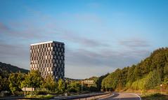 Morning light. (dr.rol) Tags: architektur saarbrücken saarbruecken