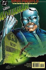 Aquaman 14 1994 (WesternOutlaw) Tags: aquaman aquamancomic dc dccomics atlantis blackmanta arthurcurry