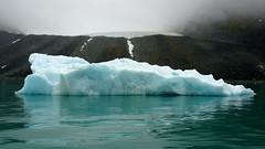 Iceberg (Stefan Jürgensen) Tags: ice water reflection iceberg floating svalbard spitsbergen magdalenefjorden glacier terminalmoraine moraine