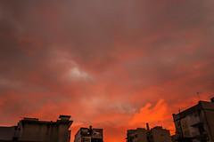 Sky on fire (Wal Wsg) Tags: skyonfire cieloenllamas cielo sky heaven cielonaranja orangeorangenaranjacielo argentinocieloscielo naranjaargentinabuenos airescabacapital federalciudad de buenos airesvilla crespoph wal wsgphotographyphotofotofotografiacanon eos rebel t6icanonatardecersunsetsunlightsunriseatardeceresatardeceatardecer en la ciudad