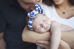 Billy,Caitlin & Juliet (lindsaysolo521) Tags: newborn baby photography indoors outdoors fall autumn maryland annapolis arnold dmv family canon canon5d leaves wood crib happiness happy natural nature