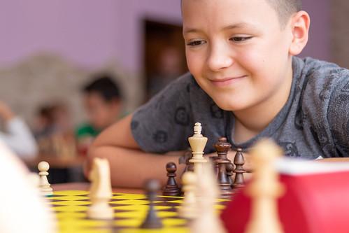 Grand Prix Spółdzielni Mieszkaniowej w Szachach Turniej VII-117