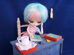 Photoktober : 08/10/2018 ennui (LeRaminagrobis) Tags: pullip pullipedia pullipphotographie pullips dolls dollphotographie doll photoktober