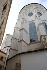 Passau: Dom St. Stephan (Helgoland01) Tags: passau niederbayern bayern deutschland germany dom church kirche fassade facade barock
