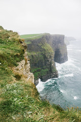 Cliffs of Moher (teahrushing) Tags: cliffs moher cliffsofmoher ireland landscape landscapephotography irish