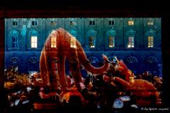 023 - Neuer Marstall - Nikolaiviertel (Spreeufer) - 05.10.18-LR (JörgS13) Tags: aufnahmebereiche berlinleuchtet festivaloflights festivaloflightsberlin nacht nachtaufnahmen neuermarstallspreeufer
