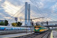 Astra Trans Carpatic - IR 15532 - 11.10.2018 (VictorSZi) Tags: romania bucharest bucuresti transport autumn toamna nikon nikond3100 train astra astratranscarpatic