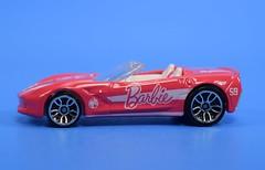 Hot Wheels '14 Corvette Stingray (FranMoff) Tags: hotwheels barbie cars pink 2014 corvette vehicles diecast stingray 59