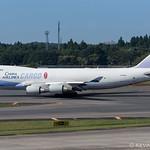 China Airlines Cargo | Boeing 747-400F | B-18706 | NRT thumbnail
