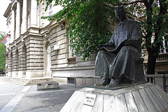 Beograd - Spomenik Nikoli Tesla